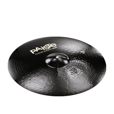 Paiste 900 Color Sound Black Ride 20""
