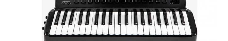 Cromático de piano