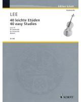 Lee 40 Easy Studies, Op. 70